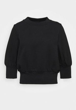 PUFFY FRENCH TERRY - Sweatshirt - black