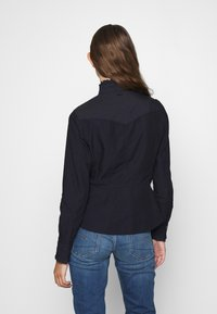G-Star - WESTERN KICK FRILL SLIM LONG SLEEVE - Button-down blouse - rinsed - 2