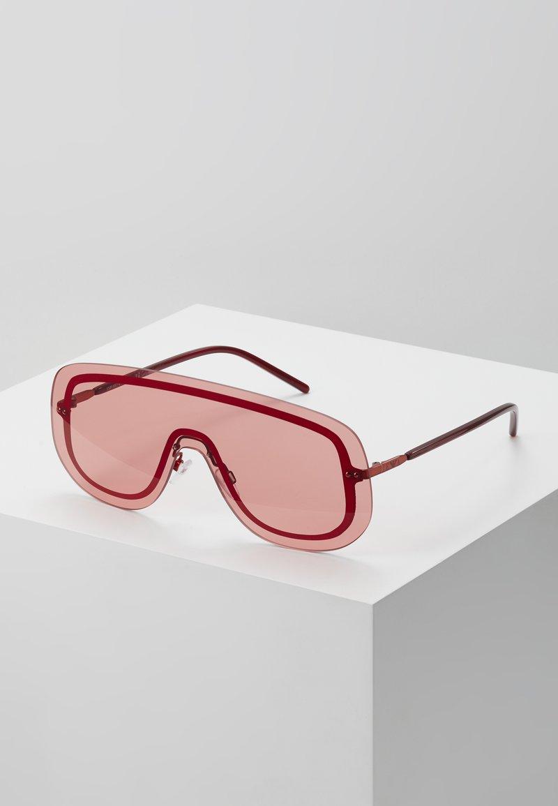 Emporio Armani - Sunglasses - red