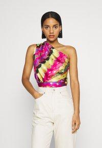 Never Fully Dressed - SUMMER RAINBOW JASPRE - Wrap skirt - multi - 5