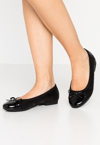 Jana - Ballet pumps - black - 0