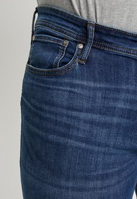 Jack & Jones - JJITIM JJORIGINAL - Straight leg jeans - blue denim - 3