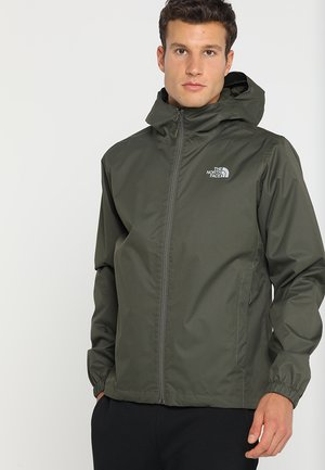 MENS QUEST JACKET - Hardshelljacke - new taupe green