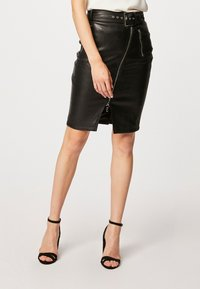 Morgan - Pencil skirt - black - 0