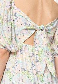 By Malina - LUNA DRESS - Vestito estivo - multi-coloured - 4