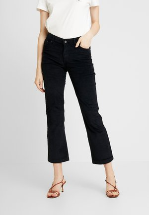 VMSHEILA KICK - Trousers - black