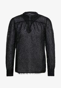 Bruuns Bazaar - ROSALEEN JACEE BLOUSE - Bluser - black - 3