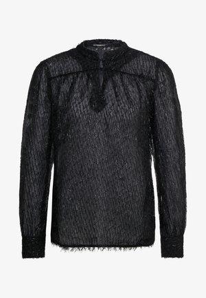 ROSALEEN JACEE BLOUSE - Bluse - black