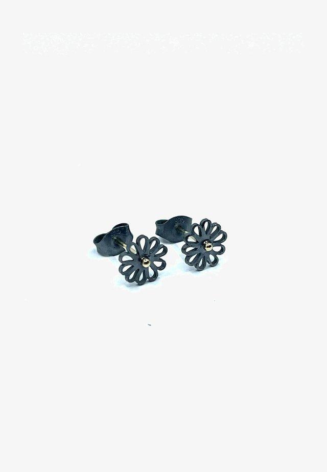 KAATJE  - Oorbellen - zwart