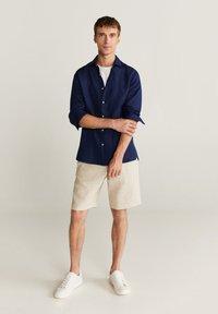 Mango - AVISPE - Shirt - dunkles marineblau - 1
