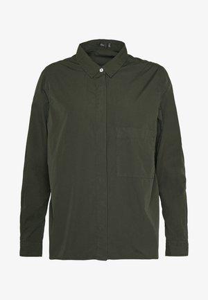 HAILEY - Košile - shadow green
