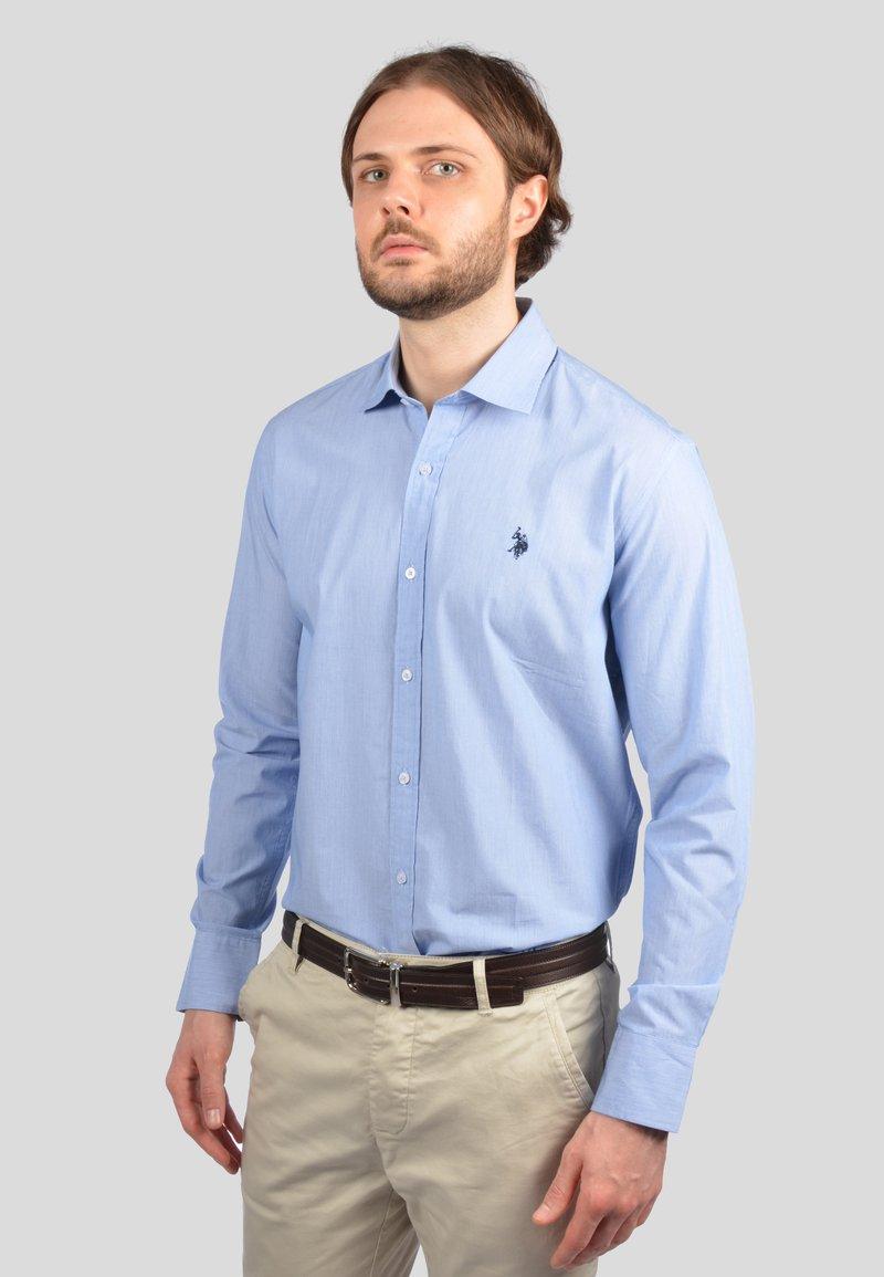 U.S. Polo Assn. - Camicia - lightblue