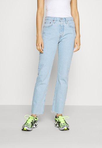 501 CROP - Jeans straight leg - samba goal