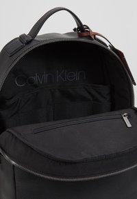Calvin Klein - BOMBE BACKPACK - Rucksack - black - 4