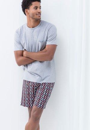 Pyjamas - light grey melange