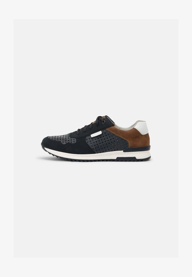 Sneakers laag - pazifik/royal/mandel/weiss