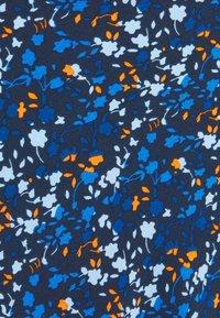 Glamorous Tall - LADIES SKIRT - Pencil skirt - navy/blue/orange - 2