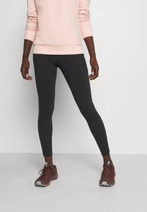 PARAMOUNT HYBRID HIGH RISE - Collants - black