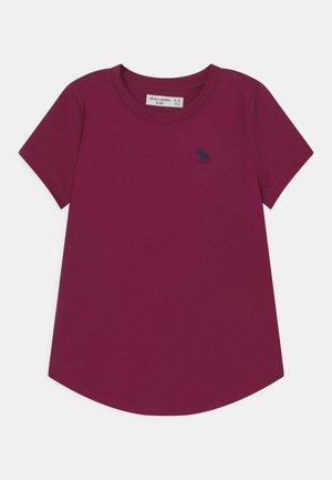 CORE CREW - Basic T-shirt - purple potion