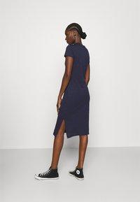 Zign - Jersey dress - dark blue - 2