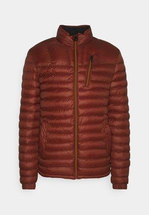 Winter jacket - russet