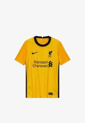 FC LIVERPOOL - Club wear - tour yellow / university gold / black