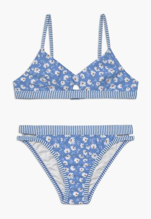 POOL PARTY SET - Bikini - summer blue