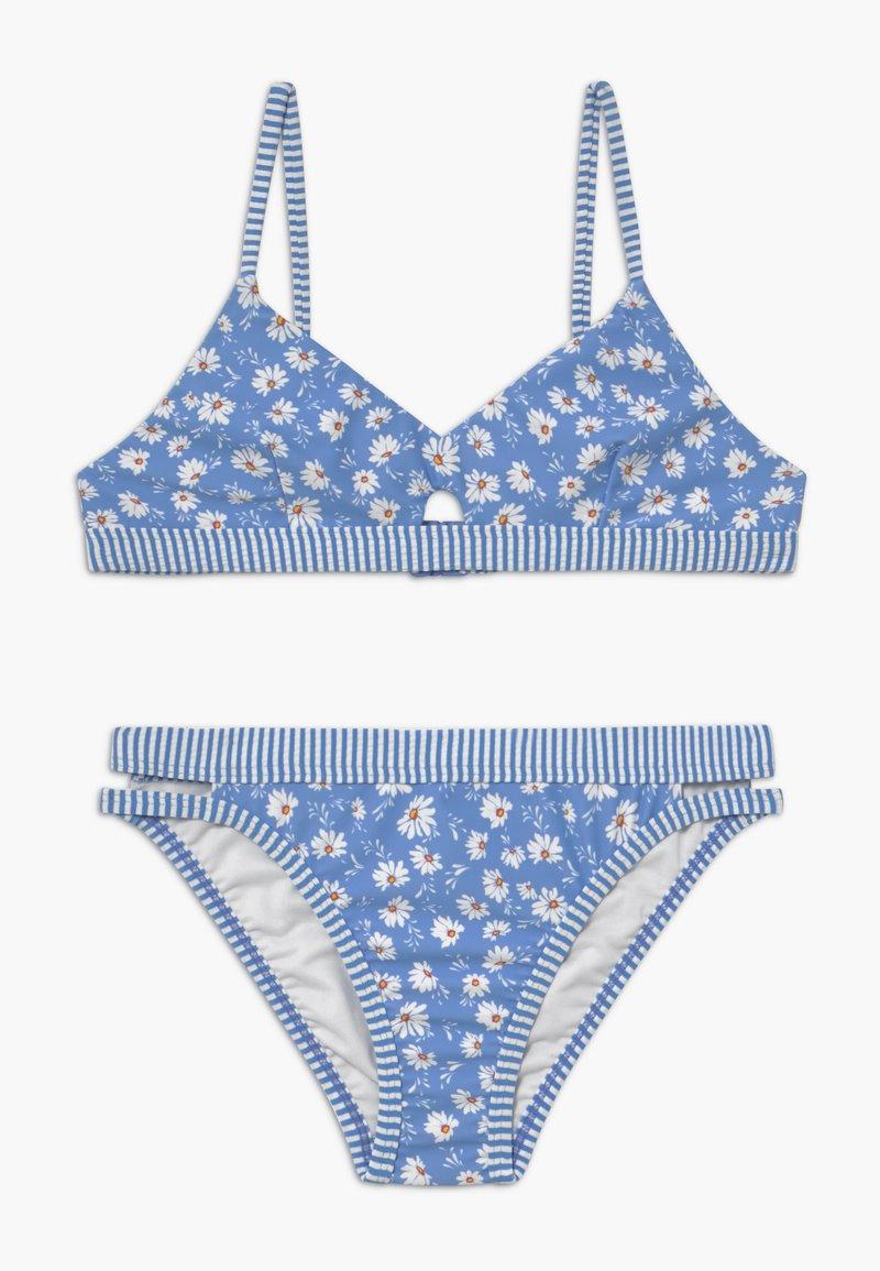Seafolly - POOL PARTY SET - Bikini - summer blue
