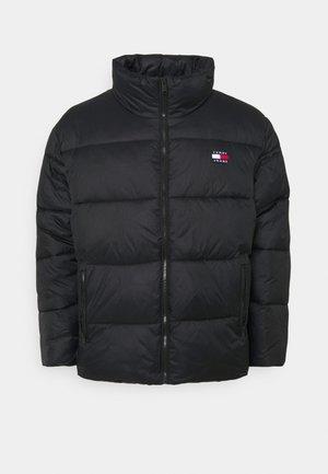MODERN PUFFER JACKET - Zimní bunda - black