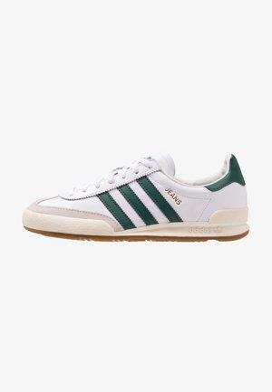 JEANS - Sneaker low - footwear white/collegiate green/core brown