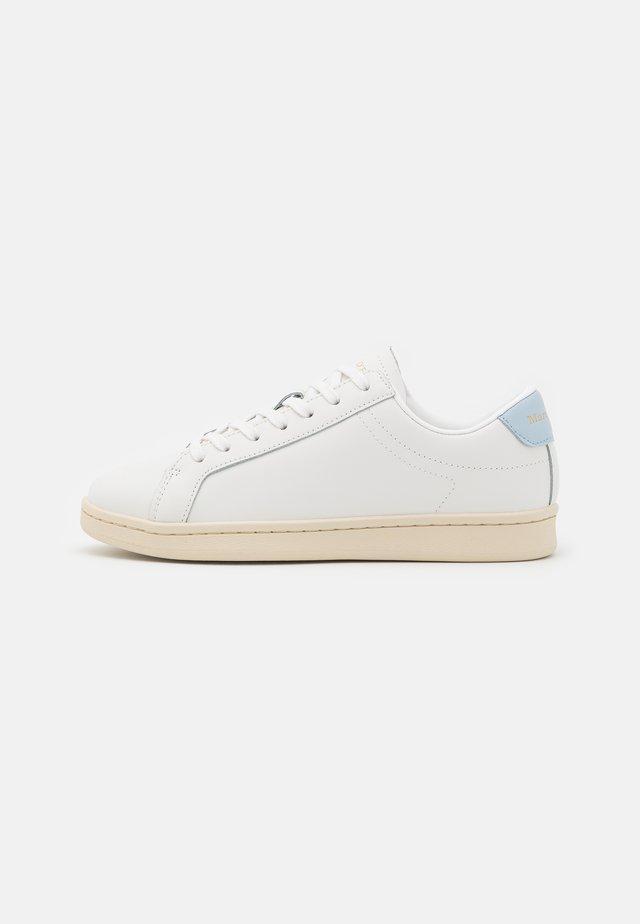 VIOLETA - Sneakers laag - white/blue