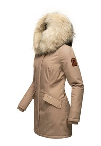 Navahoo - Winter coat - taupe grey - 1