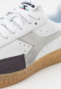 Diadora - GAME WORK PACK UNISEX - Zapatillas - white - 5