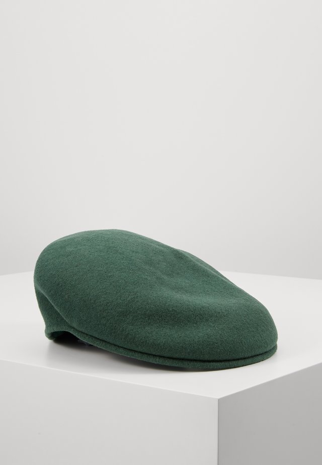 Bonnet - dark green