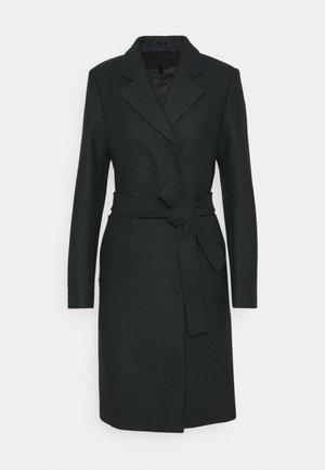 KAYA COAT - Klasický kabát - dark spruc