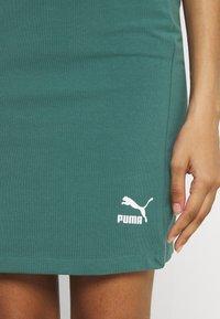 Puma - CLASSICS TIGHT SKIRT - Falda de tubo - blue spruce - 4