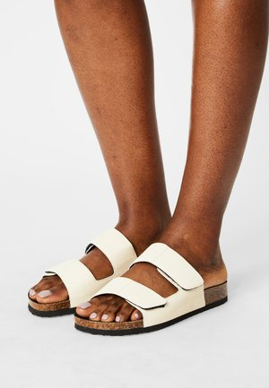 Mules - off-white