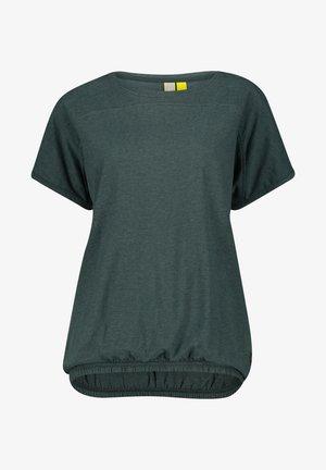 DINIAK  - Print T-shirt - dark forrest