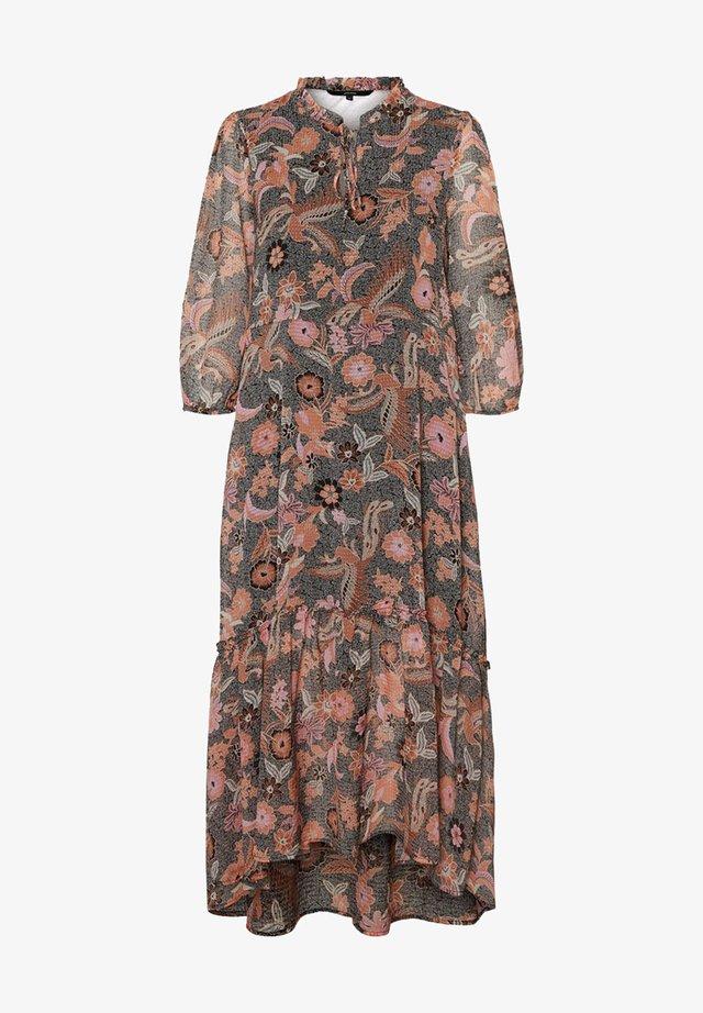 Maxi dress - carnelian