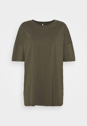 ONLAYA LIFE OVERSIZED - Basic T-shirt - kalamata