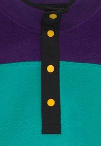 Burton - SPARK  - Fleecová mikina - purple/turquoise - 3