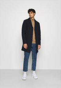 Selected Homme - SLHHAGEN  COAT  - Classic coat - dark sapphire - 1