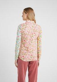 Polo Ralph Lauren - OXFORD - Button-down blouse - blush/multi - 2