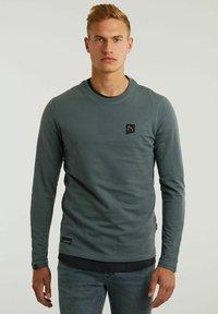 CHASIN' - RYLAN - Long sleeved top - dark blue - 0