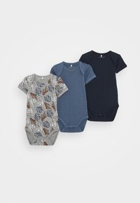 Name it - NBMBODY 3 PACK - Body - china blue - 0