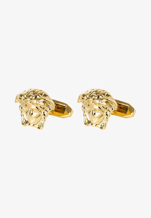 Cufflinks - gold-coloured