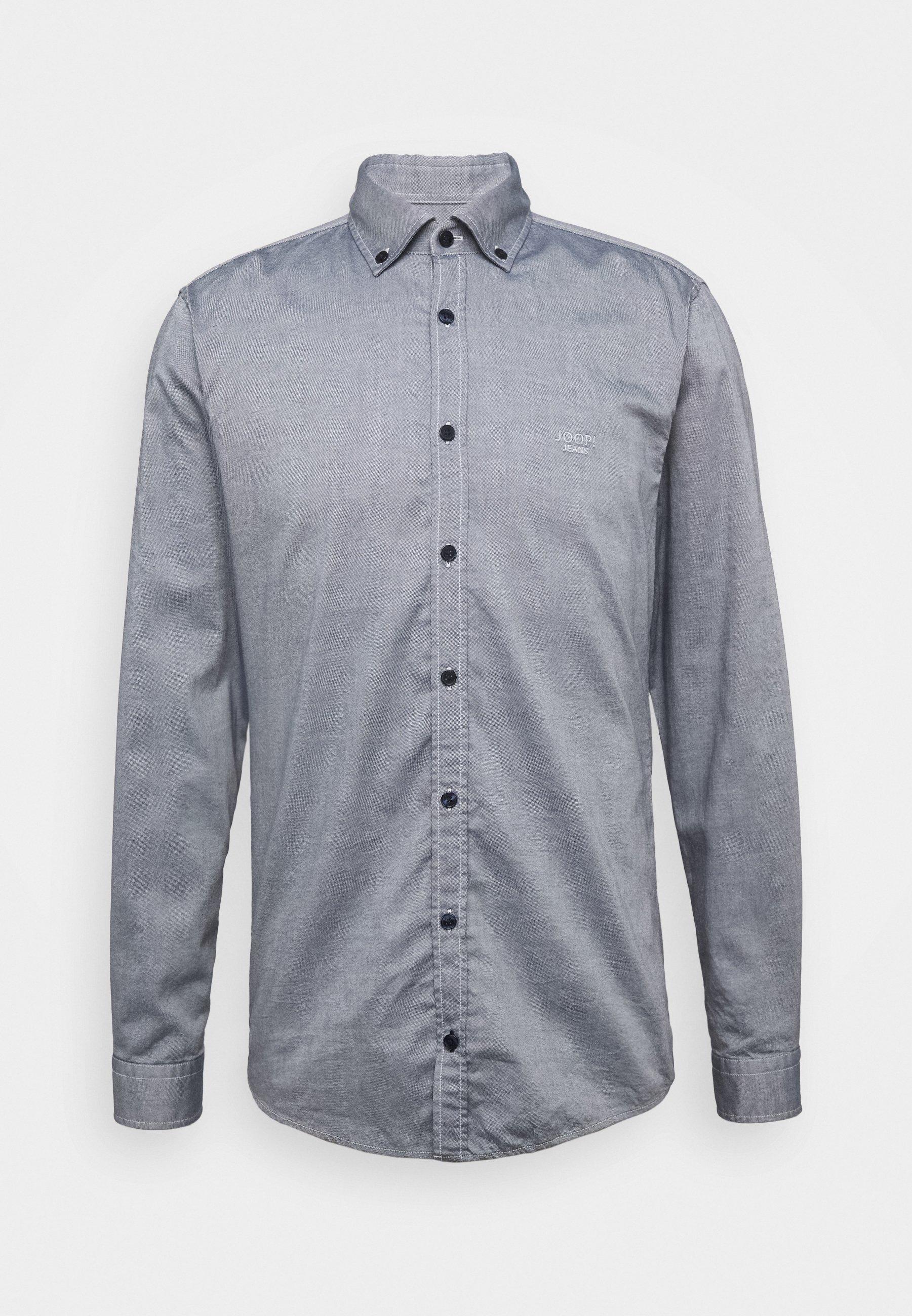 JOOP! Jeans HAVEN Skjorte dark blue Zalando.no