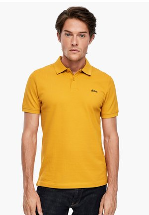 KURZARM - Polo shirt - yellow
