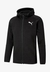 Puma - veste en sweat zippée - black - 3