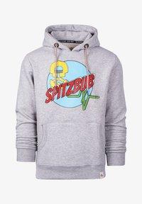 Spitzbub - Hoodie - grau - 0